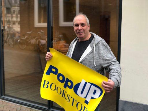 Afbeelding #000 voor het verhaal Pop-up Bookstore opent filiaal in Middelburg
