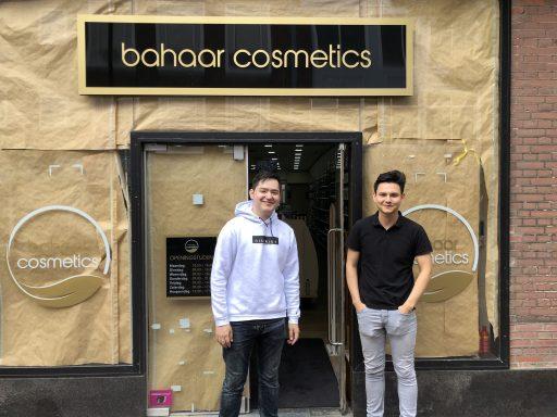 Afbeelding #000 voor het verhaal Preview: Bahaar Cosmetics in de Lange Delft in Middelburg