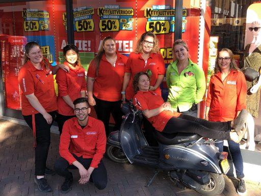 Afbeelding #000 voor het verhaal Primeurtje: Kruidvat Lange Geere gaat bezorgen in Middelburg