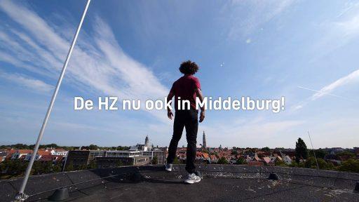 Afbeelding #000 voor het verhaal Promo: De HZ nu ook in Middelburg!
