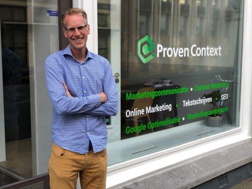 Afbeelding #000 voor het verhaal Proven Context geopend in de Lange Noordstraat