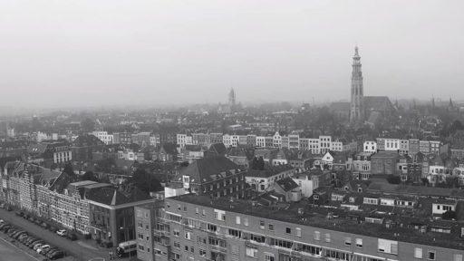 Afbeelding #000 voor het verhaal Punt Middelburg, 17 januari 2017, vanuit een drone