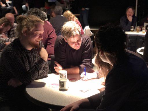 Afbeelding #001 voor het verhaal Quizen op extra Koopzondag in Middelburg