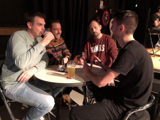 Afbeelding #004 voor het verhaal Quizen op extra Koopzondag in Middelburg