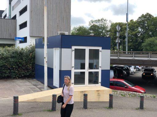 Afbeelding #003 voor het verhaal Renovatie Albert Heijn Pottenbakkerssingel van start