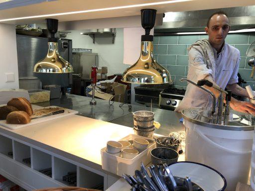 Afbeelding #005 voor het verhaal Restaurant Basalt is weer open!