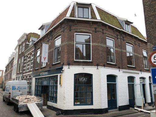Afbeelding #000 voor het verhaal Restaurant Basalt verbouwt