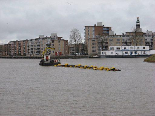 Afbeelding #000 voor het verhaal Rijkswaterstaat: de sanering van het Kanaal door Walcheren