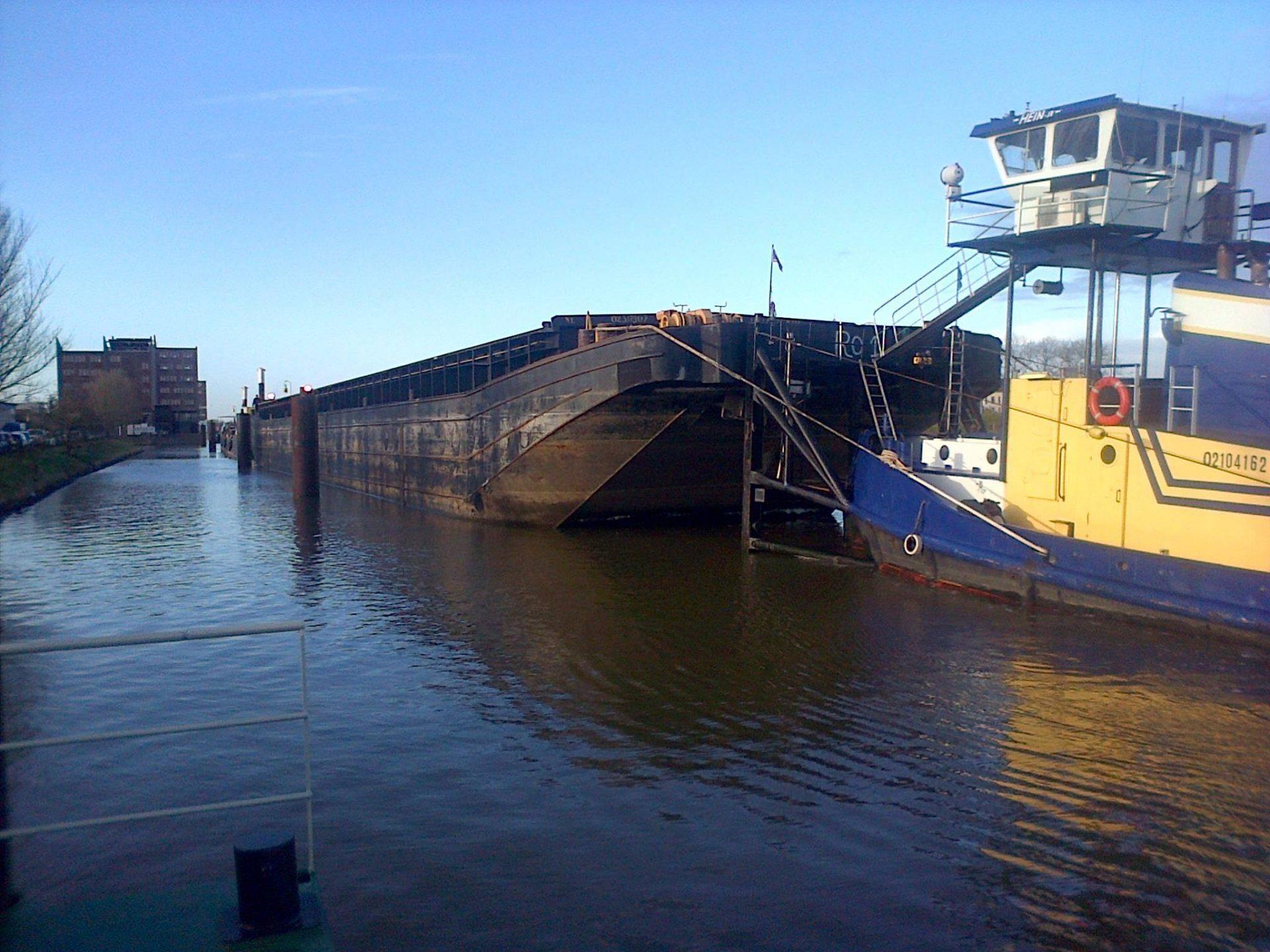 Afbeelding #002 voor het verhaal Rijkswaterstaat: de sanering van het Kanaal door Walcheren