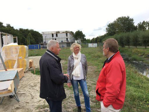 Afbeelding #000 voor het verhaal Rittenburg, een Middelburgse wijk in aanbouw