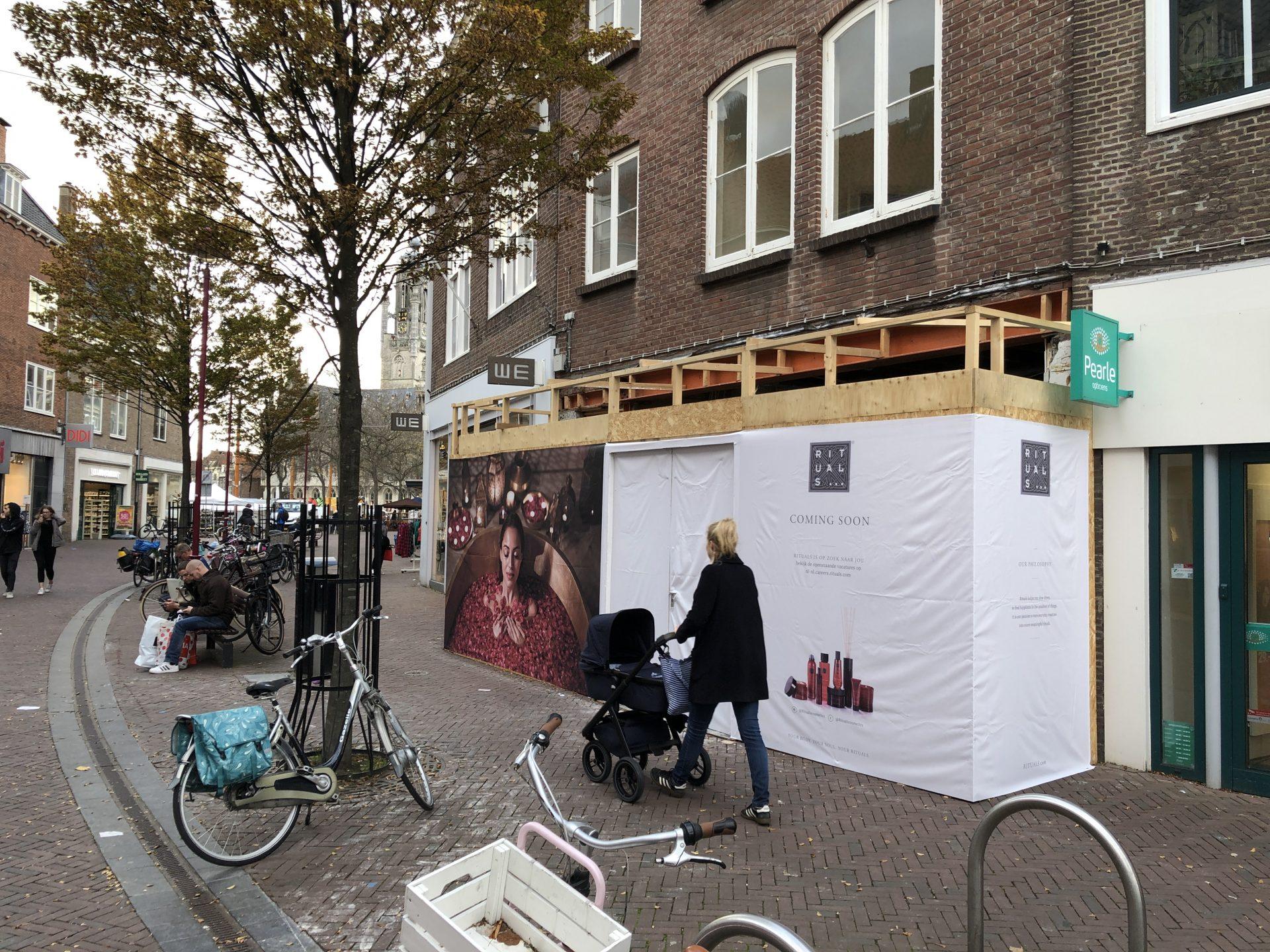 Afbeelding #001 voor het verhaal Rituals Middelburg verhuist van de Langeviele naar de Lange Delft