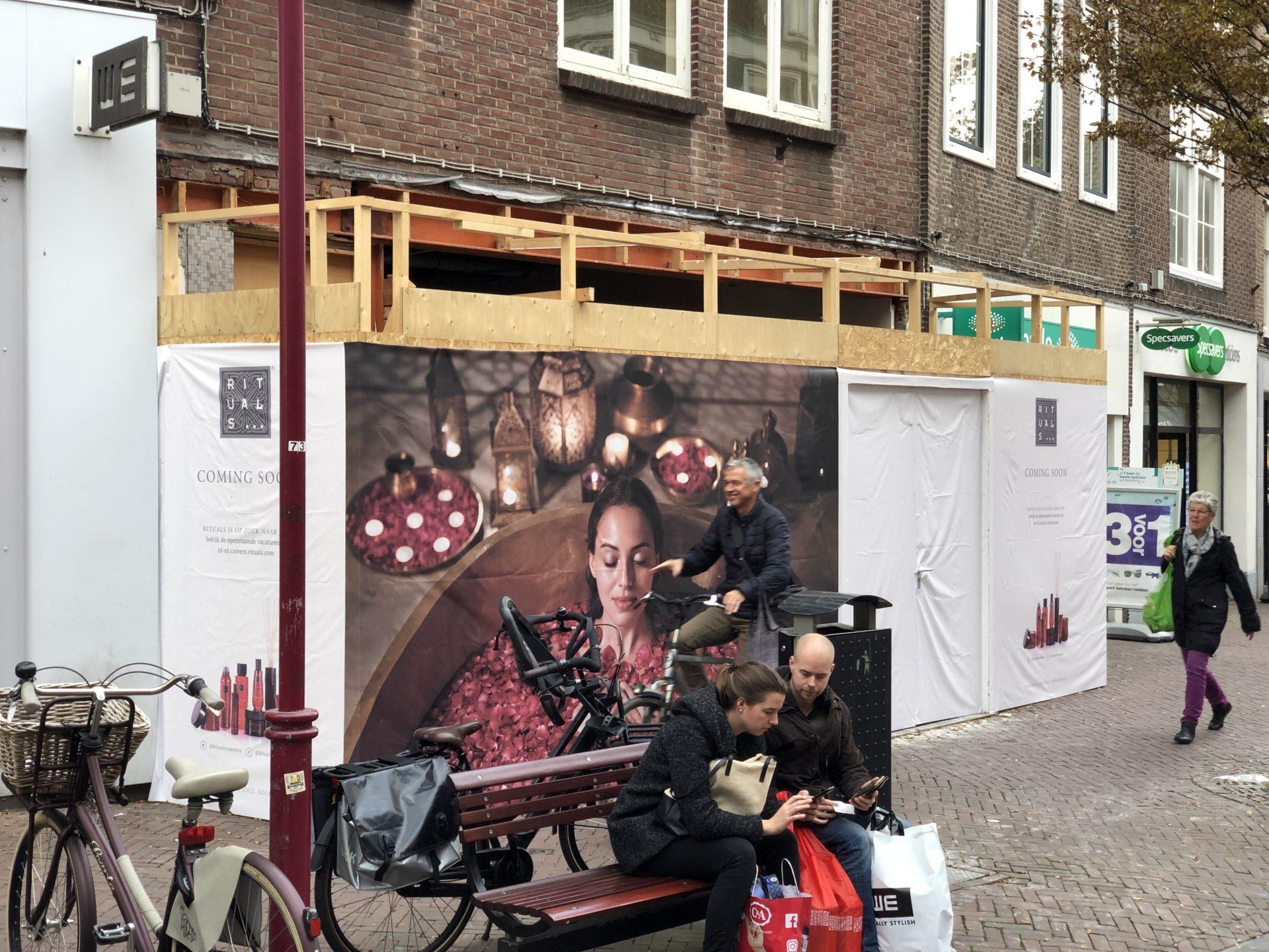 Afbeelding #002 voor het verhaal Rituals Middelburg verhuist van de Langeviele naar de Lange Delft