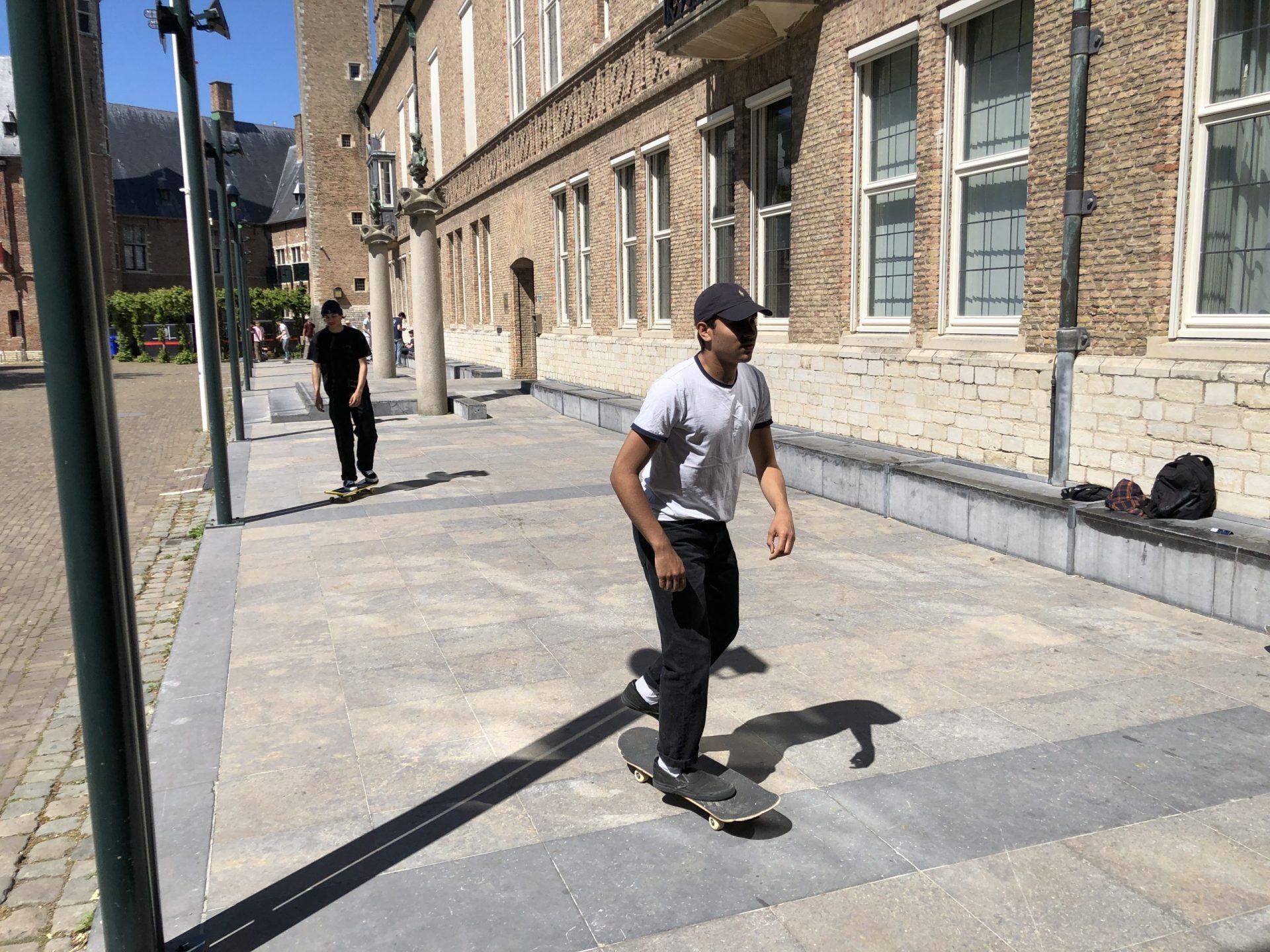 Afbeelding #001 voor het verhaal Rondvaart Middelburg weer van start, Skatepark Veerse Poort heropend