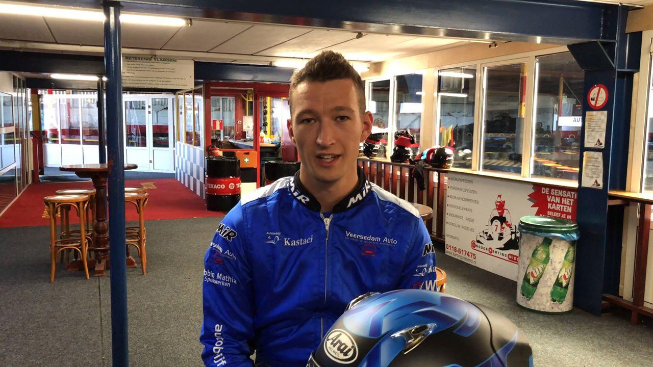 Afbeelding #000 voor het verhaal Ruben Boutens, de Middelburgse wereldkampioen indoor karten