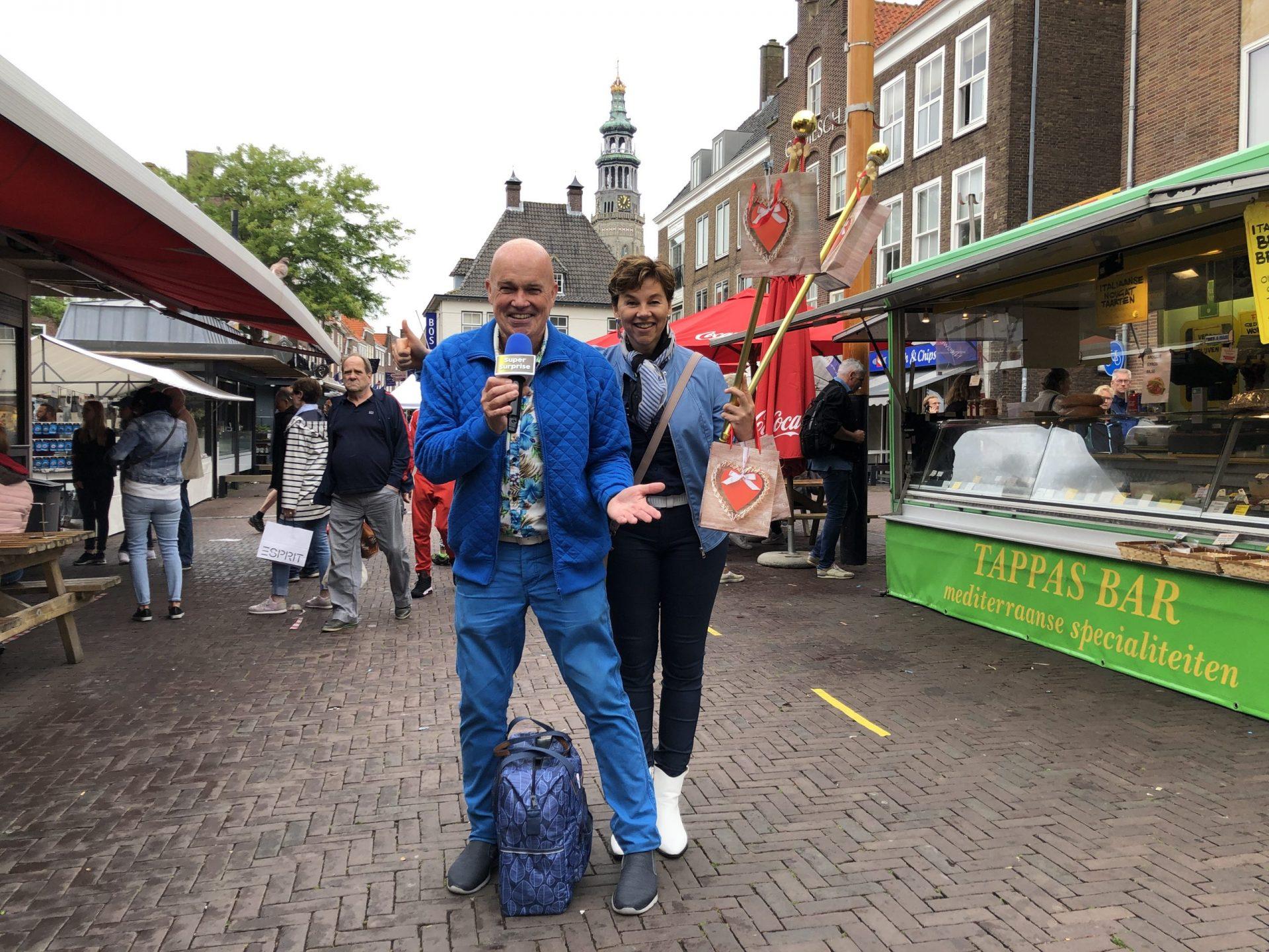 Afbeelding #000 voor het verhaal Ruud Presenteert: de Mystery Shopper op Weekmarkt Middelburg