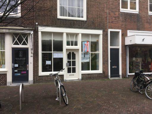 Afbeelding #000 voor het verhaal Salon Dignity is de nieuwe huurder van Lange Noordstraat 24