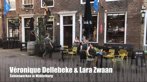 Afbeelding #000 voor het verhaal Samenwerken in Middelburg: Véronique Dellebeke en Lara Zwaan