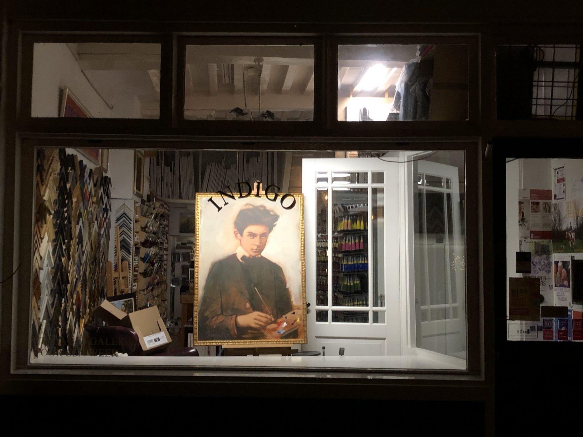 Afbeelding #000 voor het verhaal Schiele