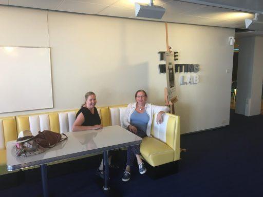 Afbeelding #000 voor het verhaal Schrijflab met Anna A Ros in de Zeeuwse Bibliotheek