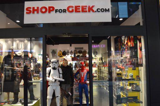 Afbeelding #000 voor het verhaal Shop for Geek opent eerste Nederlandse winkel...in Middelburg