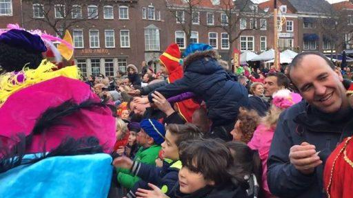 Afbeelding #000 voor het verhaal Sinterklaas op de Markt in Middelburg, 18 november 2017