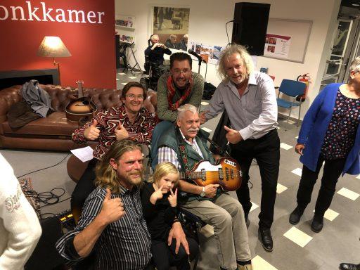 Afbeelding #000 voor het verhaal Sixties Revolution: live in 't Gasthuis in Middelburg!