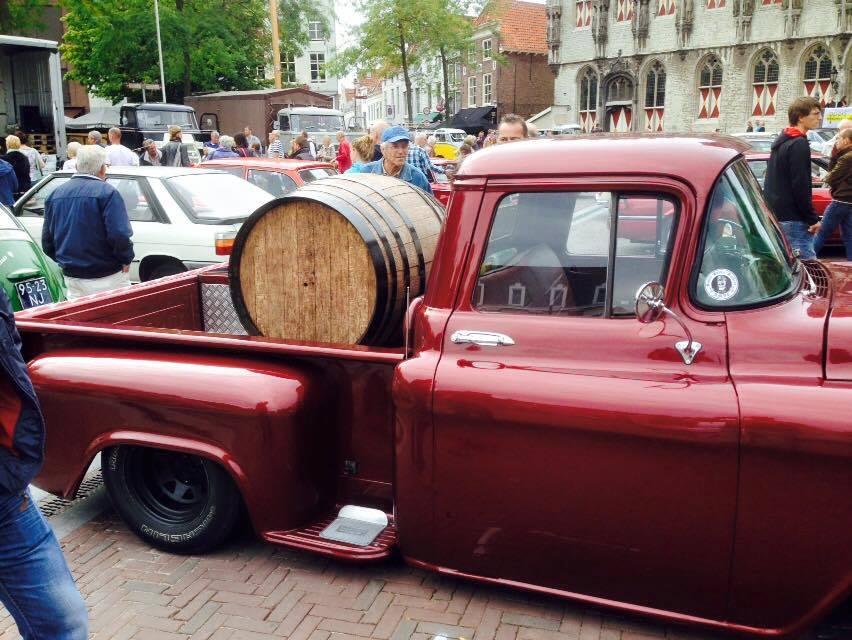 Afbeelding #001 voor het verhaal Sjaak is de Stad: een speciale editie van de Oldtimerdag Middelburg