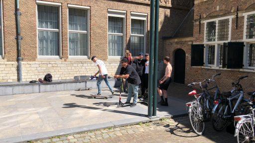 Afbeelding #001 voor het verhaal Skaters Middelburg op zoek naar een eigen plekje