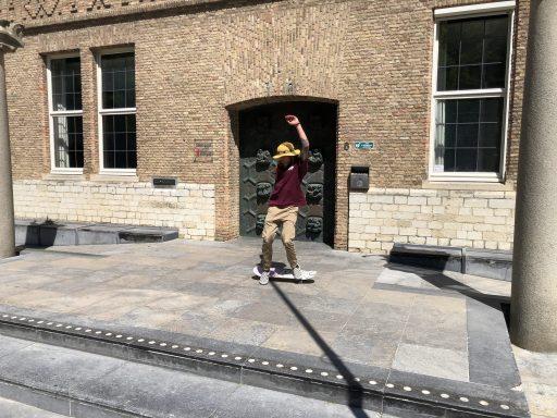 Afbeelding #004 voor het verhaal Skaters Middelburg op zoek naar een eigen plekje