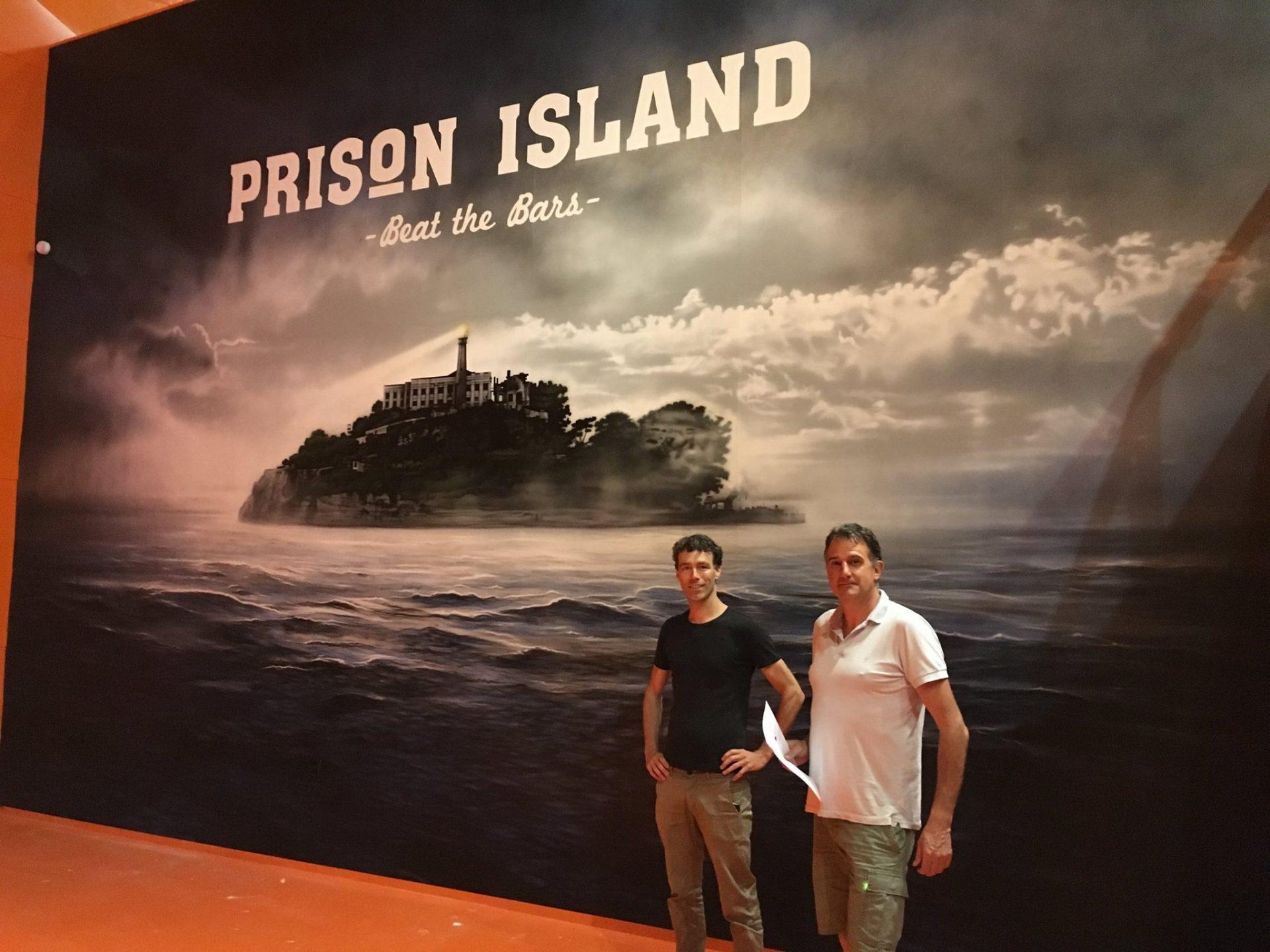Afbeelding #000 voor het verhaal Sneak Preview: Prison Island Middelburg in aanbouw