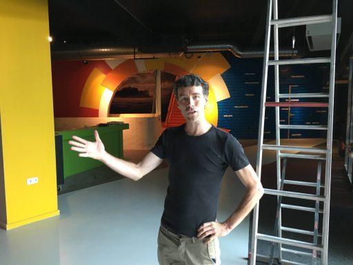 Afbeelding #003 voor het verhaal Sneak Preview: Prison Island Middelburg in aanbouw