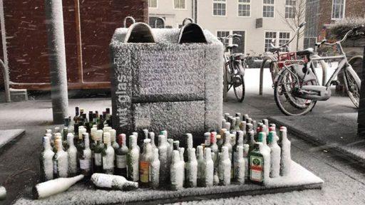 Afbeelding #000 voor het verhaal Sneeuw in Middelburg, 10 december 2017