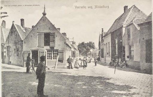 Afbeelding #002 voor het verhaal Snuffelen in de geschiedenis van de slagerij aan de Veersesingel in Middelburg