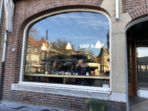 Afbeelding #000 voor het verhaal Soep en Sap Middelburg is geopend!