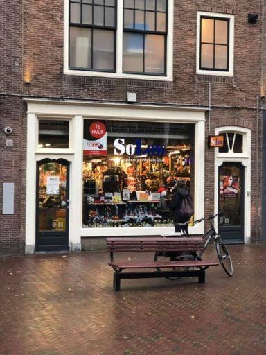 Afbeelding #000 voor het verhaal SoLow verhuist naar Lange Delft 12 in februari; pand Promiss Middelburg te huur