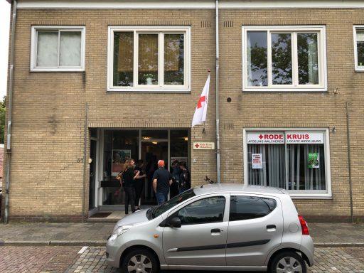 Afbeelding #000 voor het verhaal Somertijd Reanimatiedag bij het Walcherse Rode Kruis in Middelburg