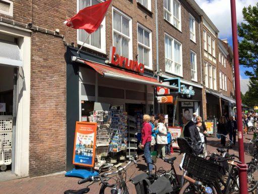 Afbeelding #000 voor het verhaal Spijtig: Bruna vertrekt in april 2017 uit Middelburg