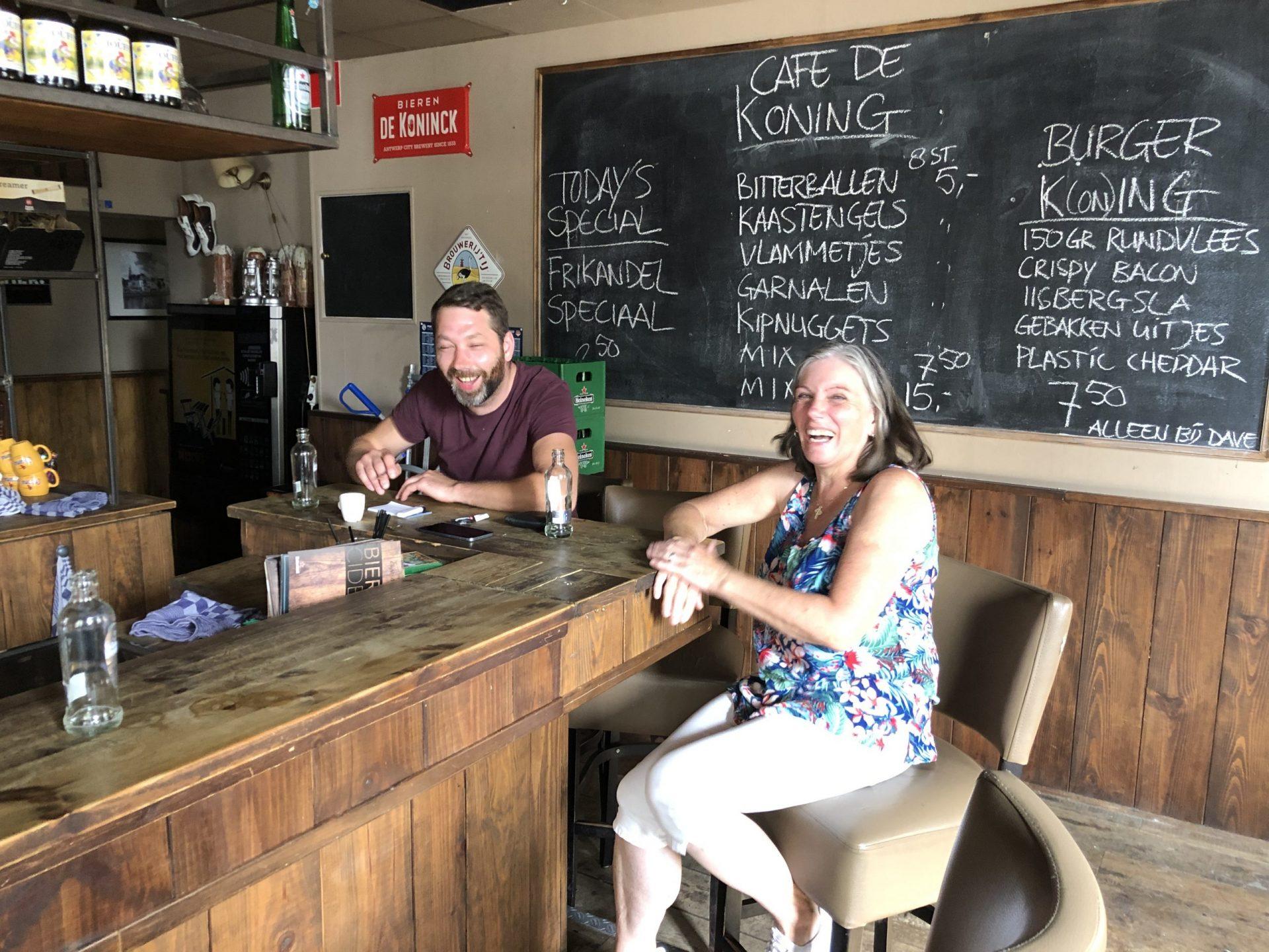 Afbeelding #002 voor het verhaal Spijtig! Cafe de Koning in Middelburg sluit, eind 2020
