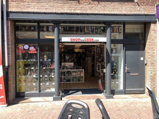 Afbeelding #000 voor het verhaal Spijtig: Shop for Geek Middelburg gaat sluiten