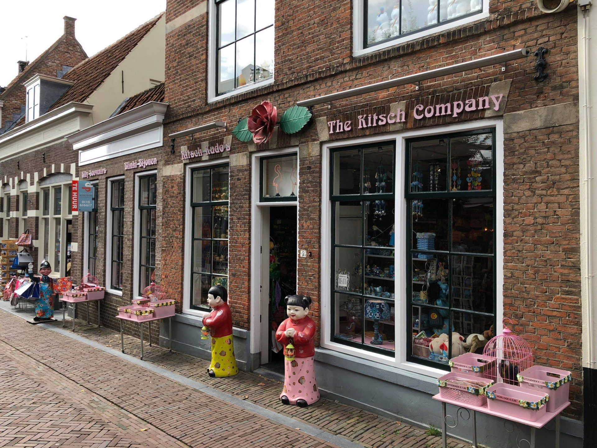 Afbeelding #001 voor het verhaal Spijtig: The Kitsch Company gaat sluiten
