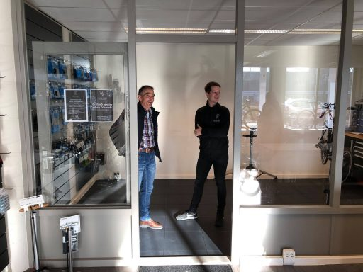 Afbeelding #002 voor het verhaal Sportfietsspecialist Vélosport officieel geopend in Middelburg