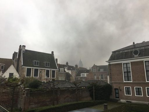 Afbeelding #000 voor het verhaal Stadsbrand, zaterdag 4 november 2017