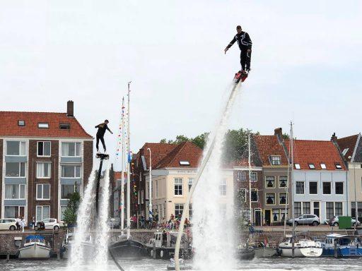 Afbeelding #000 voor het verhaal Stadsfeesten Middelburg 2018, zaterdag