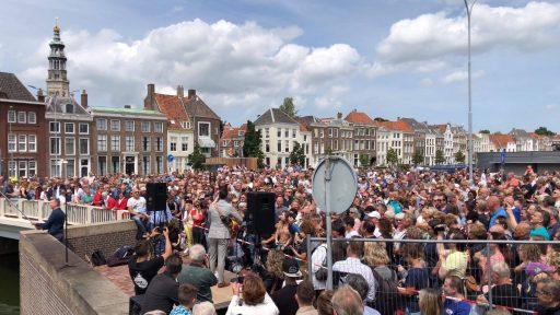 Afbeelding #000 voor het verhaal Stadsfeesten Middelburg 2019: de zondag in 5 minuten