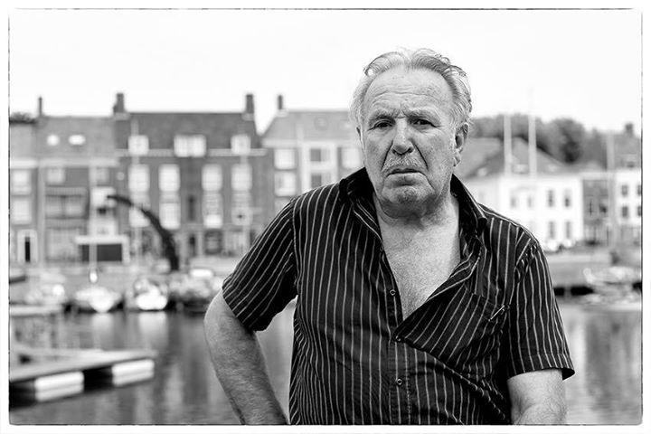 Afbeelding #000 voor het verhaal Stadsgezichten: Kees Petiet op de Kinderdijk in Middelburg