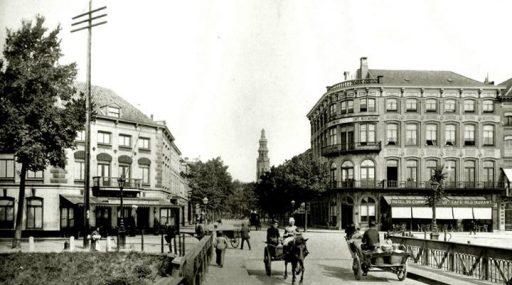 Afbeelding #000 voor het verhaal Stationsbrug Middelburg, 1901