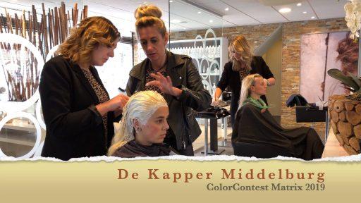 Afbeelding #000 voor het verhaal Stemmen op Brenda en Chantal van De Kapper Middelburg