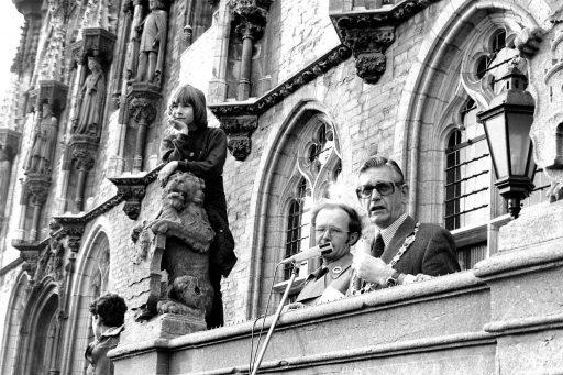 Afbeelding #000 voor het verhaal Stop de Neutronenbom! Een demonstratie in Middelburg, 1982