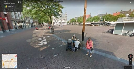 Afbeelding #000 voor het verhaal Street View 2017: Middelburg weer actueel op de kaart