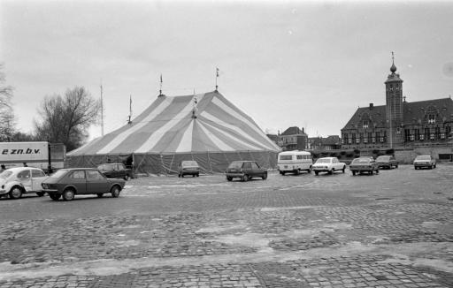 Afbeelding #000 voor het verhaal Stuif es in in Middelburg en Vlissingen in de jaren 70